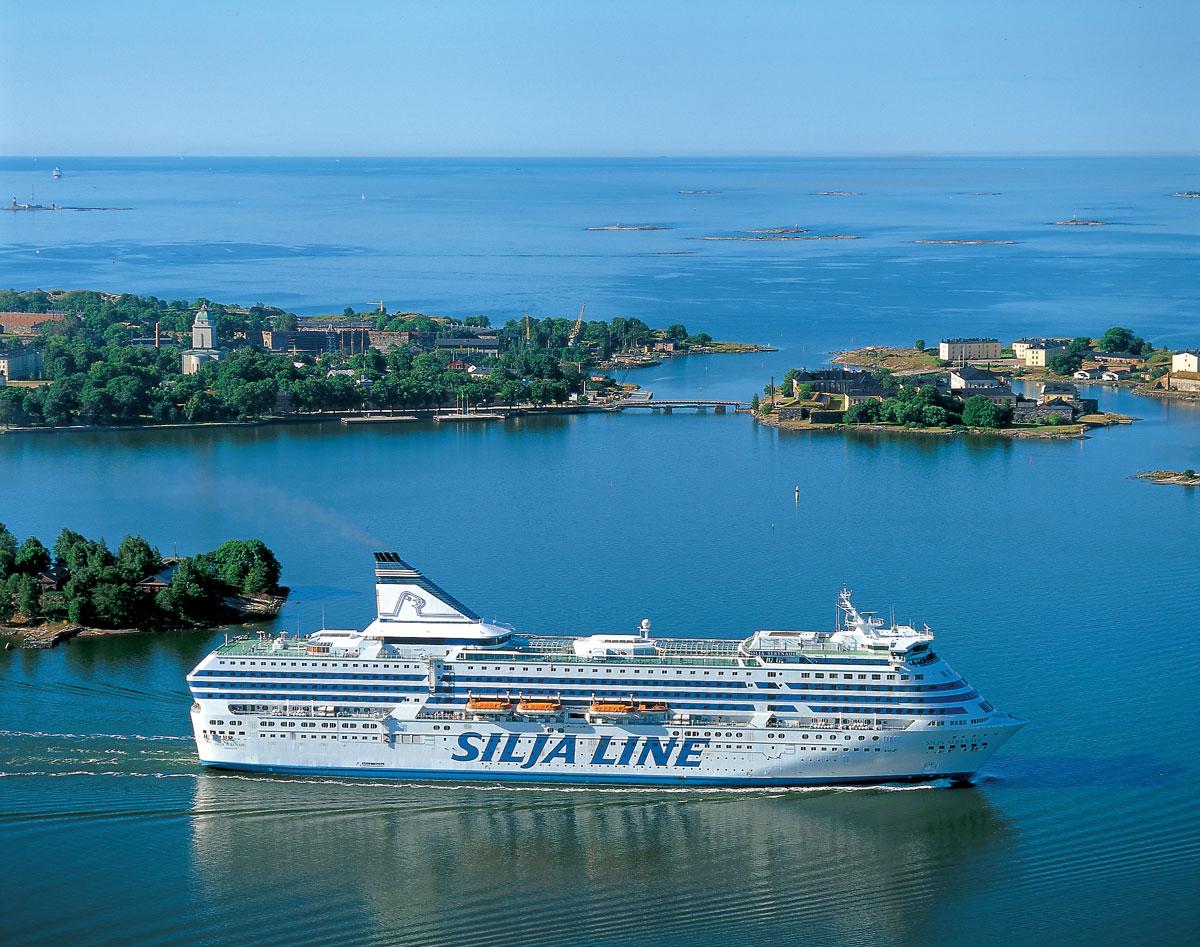 Anreise Finnland - Fähre, Flugzeug, Bus und Bahn ...