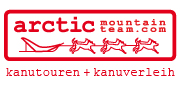 artic mountain team banner