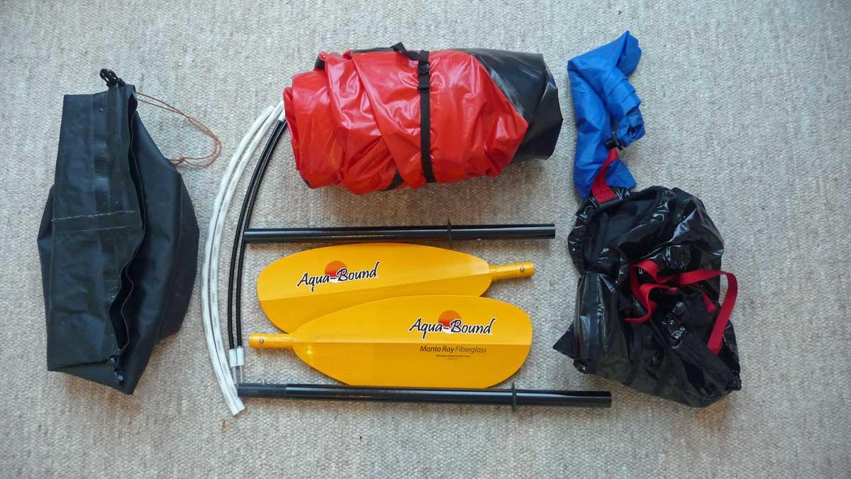 Kletterausrüstung Weil Am Rhein : Packrafting pure freude für paddler wanderer und angler