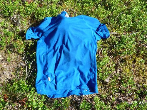 Merino Shirt Base Layer