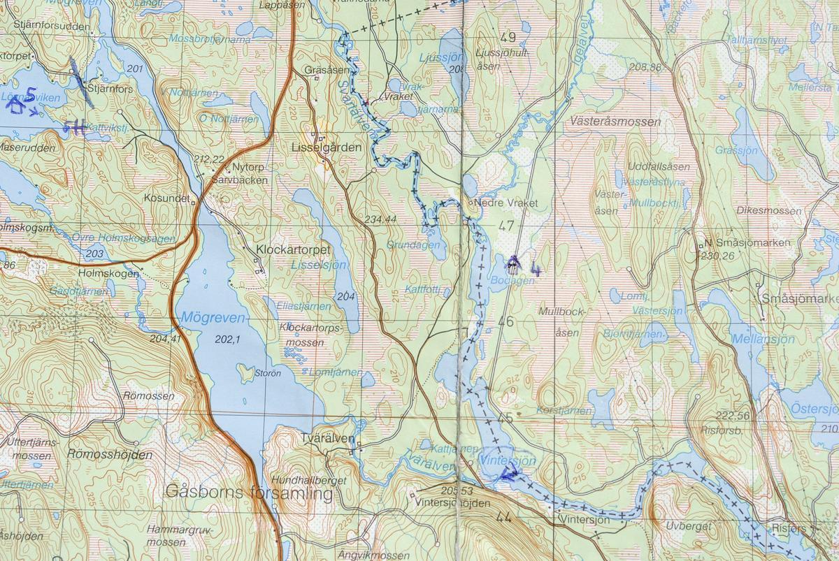 Skandinavien Karte Pdf.Karten Fur Kanutouren Kanutouren Angeln Outdoor Ausrustung