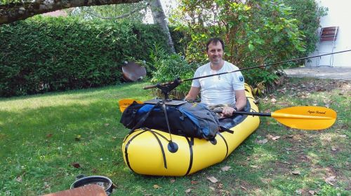 Packraft Angel_Paddler