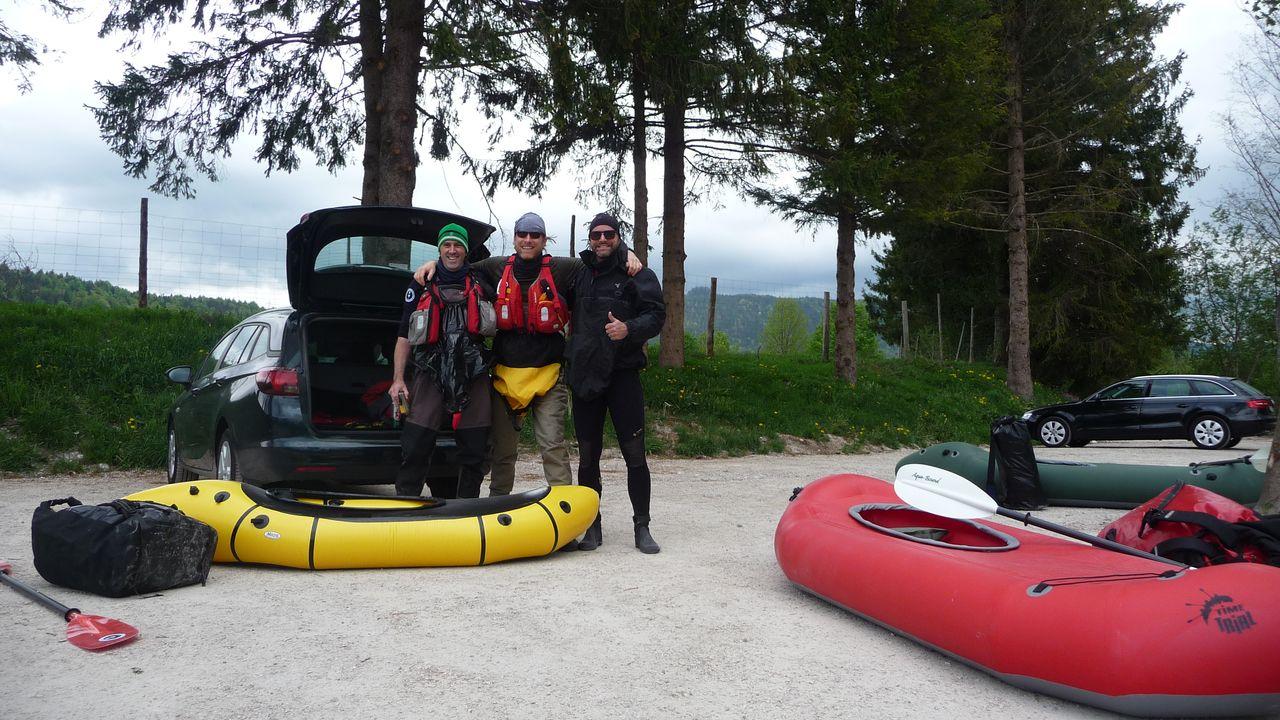 Packraft Tagesausflug nach Kanada - CanoeGuide.net | Kanutouren ...