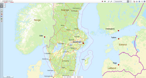 Topographische Online Karten Outdoor Tipps Und Tricks