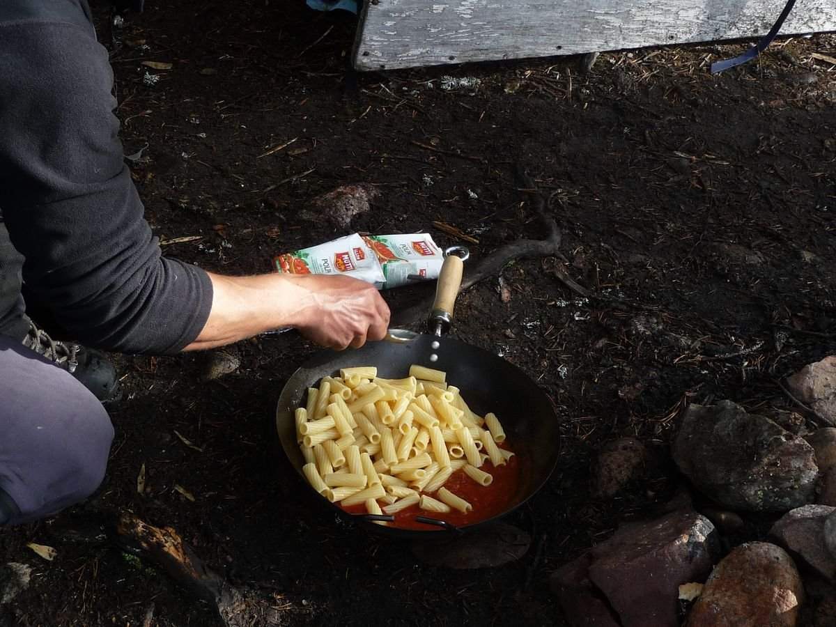 Buch Die Neue Outdoor Küche : Outdoor küche wildnis küche canoeguide.net kanutouren angeln