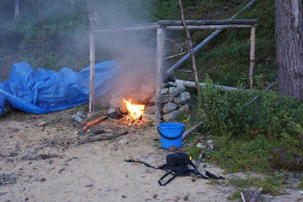 Outdoor Sauna Und Schwitzhutte